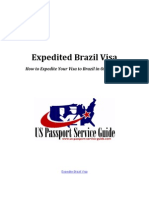 Rush Brazil Visa