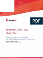 Speaking to the C-Suite About BPM_130313
