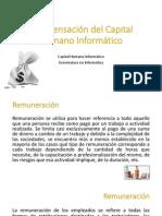 4 Compensación del Capital Humano Informático