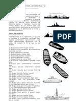Nautica Marina Mercante