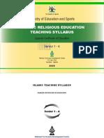 Islamic Syllabus