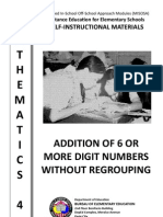3. Addition of 6 or More Digit Numbers Without Regrouping