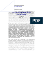 Morin_1999__La epistemología de la complejidad