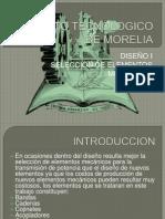 PRESENTACION DE SELECCION DE ELEMENTOS MECANICOS.pptx