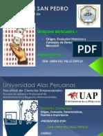 1RA CLASE Derecho Comercial