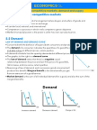 IB Economics SL 2 - Supply and Demand