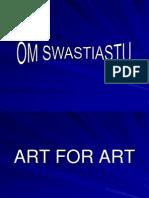 4. ART FOR ART