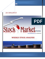 Stock Market news & Recommendation for 26-AUG 2013 by-The-Equicom