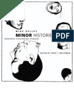 Mike Kelley Minor Histories