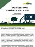 Javier Genaro Gutierrez - Presidente Ecopetrol