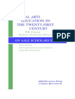 Liberal Arts Education in the Twenty-First Century