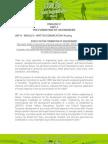 Unit IV - Module III - Written Communication
