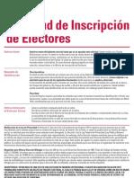 VA Voter Application l ESPANOL