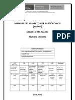 Manual de Inspector de Aerodromos