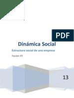 Estructuras Sociales de Cocacola