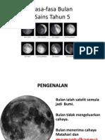 Fasa-fasa Bulan