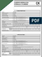 Catalogo de Cilindros Hidraulicos CILCOIL