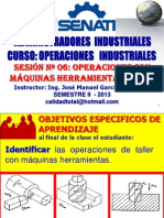 2013 - II - Opeind Sesion 06 - Torneado