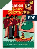Yellow Submarine Comic