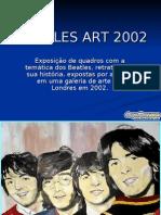 The Beatles Art Diapositivas
