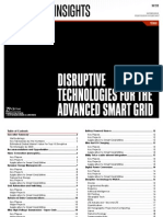 PREMIUM Disruptive Tech for an Advanced Smart Grid May 2013 Smart Grid Insights Zpryme Research