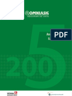 Raport Anual Omniasig Life 2005