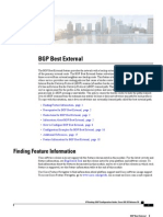 Bgp Best External Path cisco config