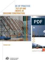 CodeOfPractice PrecastTiltUpandConcreteElementsBuildingConstruction 2008 PDF