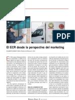 El Ecr en Marketing