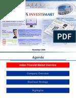Presentation for IL&FS_Investmart.ppt