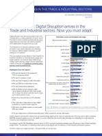Digital Disruption inTrade and Industrial marketing