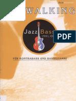 I'M Walking - Jazz Bass - Jacki Reznicek