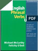 Phrasal Verbs in Use