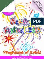 2013 Festival Programme Web