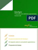 GeoAgro_Presentacion Para Asesores