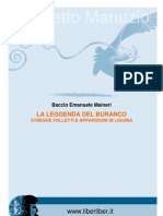 Emanuele Maineri Baccio, LA LEGGENDA DEL BURANCO