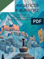 H.P. Blavatsky Viajes Iniciaticos