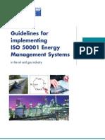 OGP Energy Management Guidelines