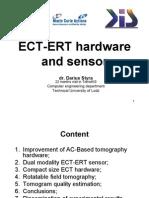 ECT-ERT Hardware and Sensro -Lodz