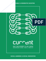 Future Faces design sample- publication