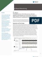 Spotfire Risk Based Monitoring