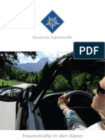 Deutsche Alpenstraße - Traumstraße in den Alpen