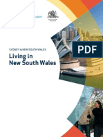 Living in NSW Booklet 2012