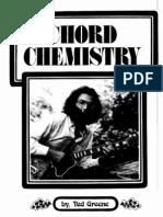 Ted Greene - Chord Chemistry
