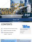 Singapore Property Weekly Issue 118