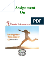 Assignment on ACME Group