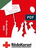 Årsberättelse Röda Korsets Ungdomsförbund 2012