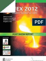 IFEX 2012 Postshow Report