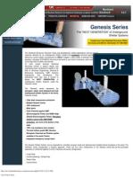 2012 Genesis Series