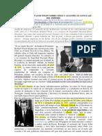 Las inéditas cintas de Nixon sobre Chile y Allende El lenguaje del imperio